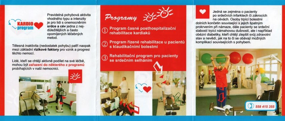Rehabilitační program